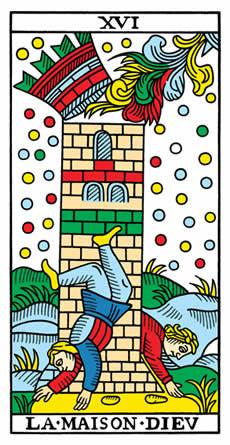 La Torre Tarot de Marsella